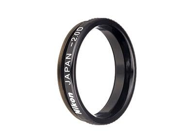 Nikon -2.0 Diopter round eyepiece correction lens Fm3A